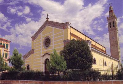 Pamje nga Kisha e Madhe