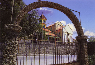 Pamje nga kisha Zoja e Shkodrës