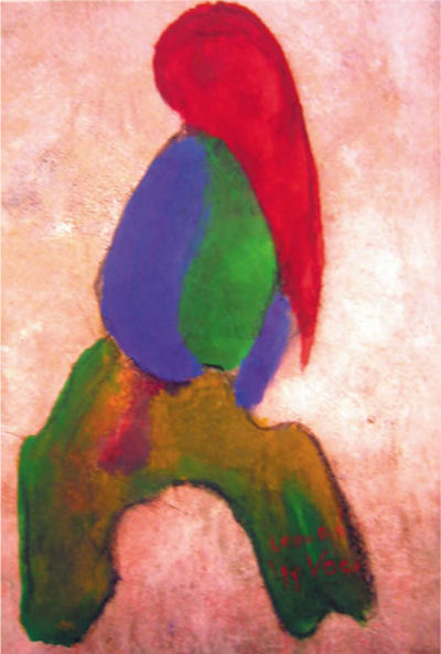 Leonardo Voci, pikturë
