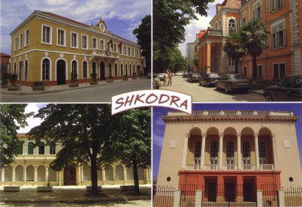 Pamje nga Shkodra