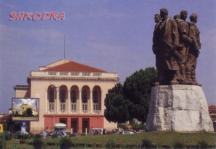 Teatri Migjeni dhe 5 heronjtë