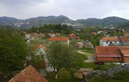 Pamje nga Gruda, Mal i Zi