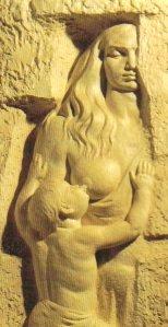 Rozafa - gruaja e murosur